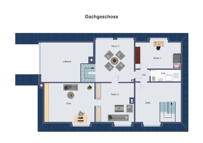Architektenhaus zum Wohnen und Arbeiten (5)