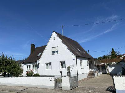 Sonniges Grundstück in Ingolstadt Etting mit Altbestand